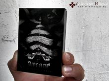 Карты Arcane Cards Black черные