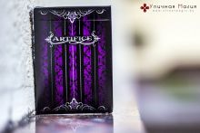 Карты Artifice Second Edition purple фиолетовые