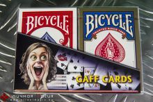 Карты Bicycle Gaff Cards DiFattaMagic