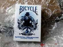 Карты Bicycle Karnival Renegades