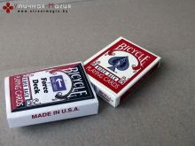 Карты Bicycle one way force deck красные