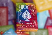 Карты Bicycle Rainbow TCC