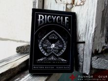 Карты Bicycle Shadow Masters