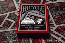 Карты Bicycle Tragic Royalty
